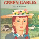 Anne Of Green Gables by L. M. Montgomery Hard Cover Grosset & Dunlap