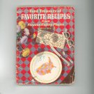 Ford Treasury Of Favorite Recipes Cookbook Volume 3 Famous Eating Places Vintage