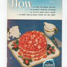 How To Care For Your Coldspot Freezer Manual Sears Vintage 1952