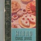 Mirro Cookbook Laura Wilson Vintage 1939 Hard Cover