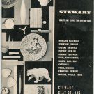 Stewart Clay Company Vintage Catalog G 1957