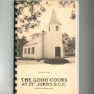 Recipes From The Good Cooks At St. John's U. C. C. Church Regional Missouri Vintage