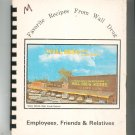Favorite Recipes From Wall Drug Cookbook Regional South Dakota Employees Friends Relatives Vintage