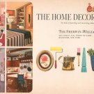 Vintage Sherwin Williams Home Decorator Catalog With 1966 Centennial Edition