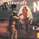 Vintage Aircraft Nose Art 1996 Wall Calendar Never Opened