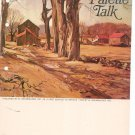 Palette Talk Number 17 Vintage Artist Grumbacher