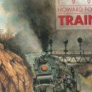 Howard Fogg's Trains 1998 Wall Calendar Never Opened