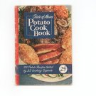State Of Maine Potato Cookbook Vintage 1950