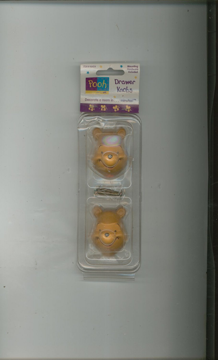 Disney Pooh Drawer Knobs Never Opened