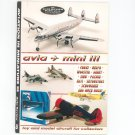 Aviation In Miniature III Avia Mini III Toy & Model Aircraft For Collectors 190048207x