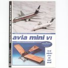 Aviation In Miniature VI Avia Mini VI Toy & Model Aircraft For Collectors 1900482193