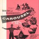 Carousel Vocal Selection Williamson Music Inc. Vintage