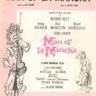 Man Of La Mancha Vocal Selection Sam Fox Publishing Vintage