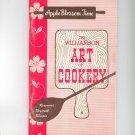 Apple Blossom Time The Williamson Art Of Cookery Cookbook Regional New York Vintage