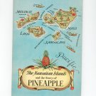 The Hawaiian Islands And The Story Of Pineapple American Can Vintage 1939
