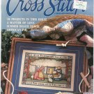 For The Love Of Cross Stitch Back Issue July 1991 Leisure Arts
