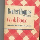 Better Homes and Gardens Cook Book Cookbook Vintage Revised Edition BHG