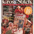 Better Homes And Gardens Cross Stitch & Country Crafts July August 1995