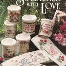Sweetened With Love by Jorja Hernandez Leisure Arts Leaflet 2286