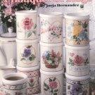 A Bouquet Of Mugs by Jorja Hernandez Leisure Arts Leaflet 2135