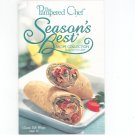 The Pampered Chef Seasons Best Recipe Collection Spring Summer 2004 Cookbook