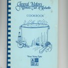 General Mototrs Women's Club Of Rochester Cookbook Regional New York