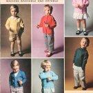 Bernat The Toddlers Six Booklet Number 158 Vintage