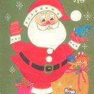 Vintage Hallmark Christmas Home Decorations Diecut Die Cut