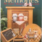 Meories We Have Shared And Loved Wood Craft by Mel Foehner & Sue Branch