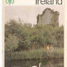 Vacations In Ireland 1972 Travel Guide / Brochure