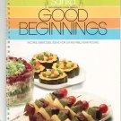 Sanka Good Beginnings Cookbook