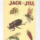 Jack And Jill Magazine Vintage August 1950