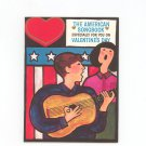 Vintage The American Songbook Especially For You On Valentine's Day American Greetings