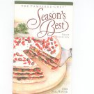 The Pampered Chef Seasons Best Recipe Collection Fall Winter 1999 Cookbook
