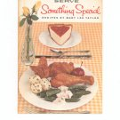 Serve Something Special Cookbook Recipes by Mary Lee Taylor Vintage Pet Milk