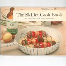 Vintage The Skillet Cook Book Cookbook Advertising Wesson Oil