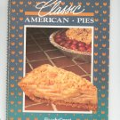 Classic American Pies Cookbook by Ready Crust Keebler