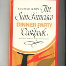 The San Francisco Dinner Party Cookbook Vintage Hard Cover First Edition 0395202876 Ets Hokin