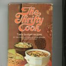 The Thrifty Cook Cookbook Tasty Budget Recipes Farm Journal First Edition 0385054963