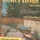Better Homes And Gardens May 1957 Vintage Bomb Dust Radiation