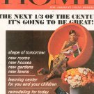 American Home Magazine September 1966 Vintage