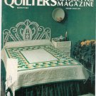 Quilter's Newsletter Magazine March 1984 Issue 160