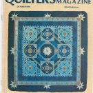 Quilter's Newsletter Magazine October 1984 Issue 166