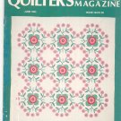 Quilter's Newsletter Magazine June 1984 Issue 163