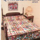 Quilter's Newsletter Magazine January 1985 Issue 168