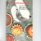 KitchenAid Recipes and Instructions Book Cookbook Mixers & Attachments