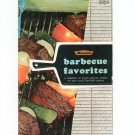 Vintage Majestic Barbecue Favorites Cookbook  Char Grill Cooking