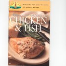 Land O Lakes Chicken & Fish Cookbook Regional Favorites Timeless Recipes # 51