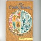 Cutco Cookbook Vintage 1972 Hard Cover