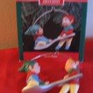 Hallmark Keepsake Spoon Rider  1990 Ornament With Box